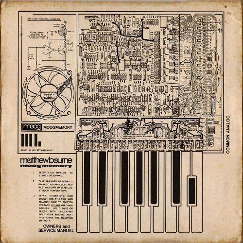 DOCK 63 - moogmemory plus EP (DOCK 63)