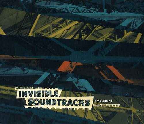 REEL 12CD - Invisible Soundracks: Macro 1 (REEL 12CD)
