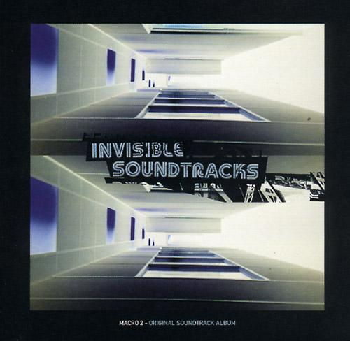 REEL 3CD - Invisible Soundtracks: Macro 2 (REEL 3CD)