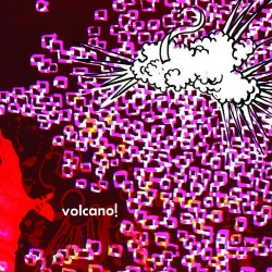 volcano! - Beautiful Seizure (BAY 54CD)