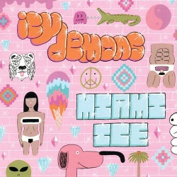 Icy Demons - Miami Ice (BAY 71CD)