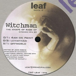 Witchman - The Shape Of Rage (DOCK 4)