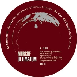 Murcof - Ultimatum (DOCK 41)