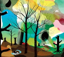 Efterklang - Under Giant Trees (DOCK 46CD)