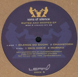 The Sons Of Silence - Suited & Booted (DOCK 6)