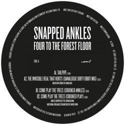 Snapped Ankles: Four To The Forest Floor EP (Dock 70)