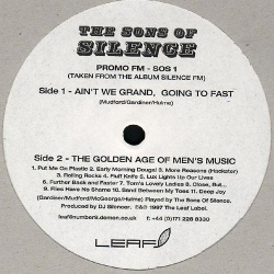 The Sons Of Silence - Promo FM (SOS 1)